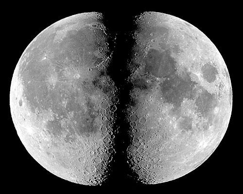 moon splitting miracle of
