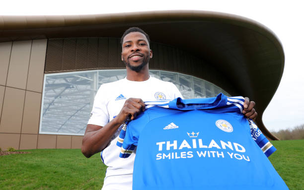 Kelechi Iheanacho signs new four year contract at Leicester City worth £100,000 per week
