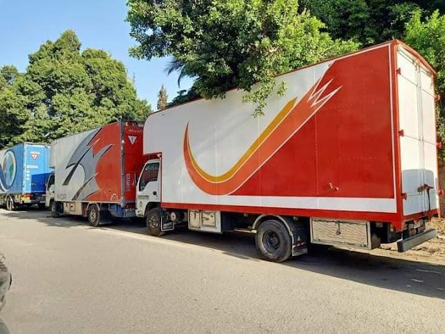 شركة نقل عفش من الفيوم الى القاهرة