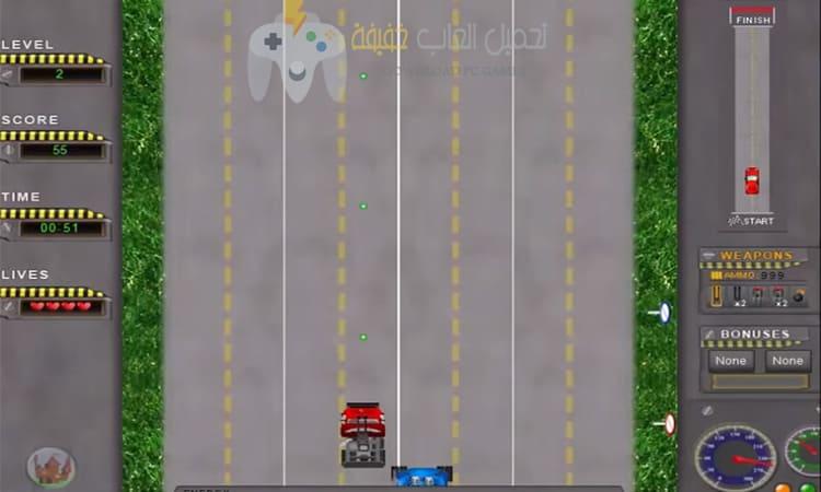 تحميل لعبة Road Attack مجانا