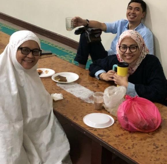 Netizen Puji Kemesraan Datuk Nurulhidayah dan Madu