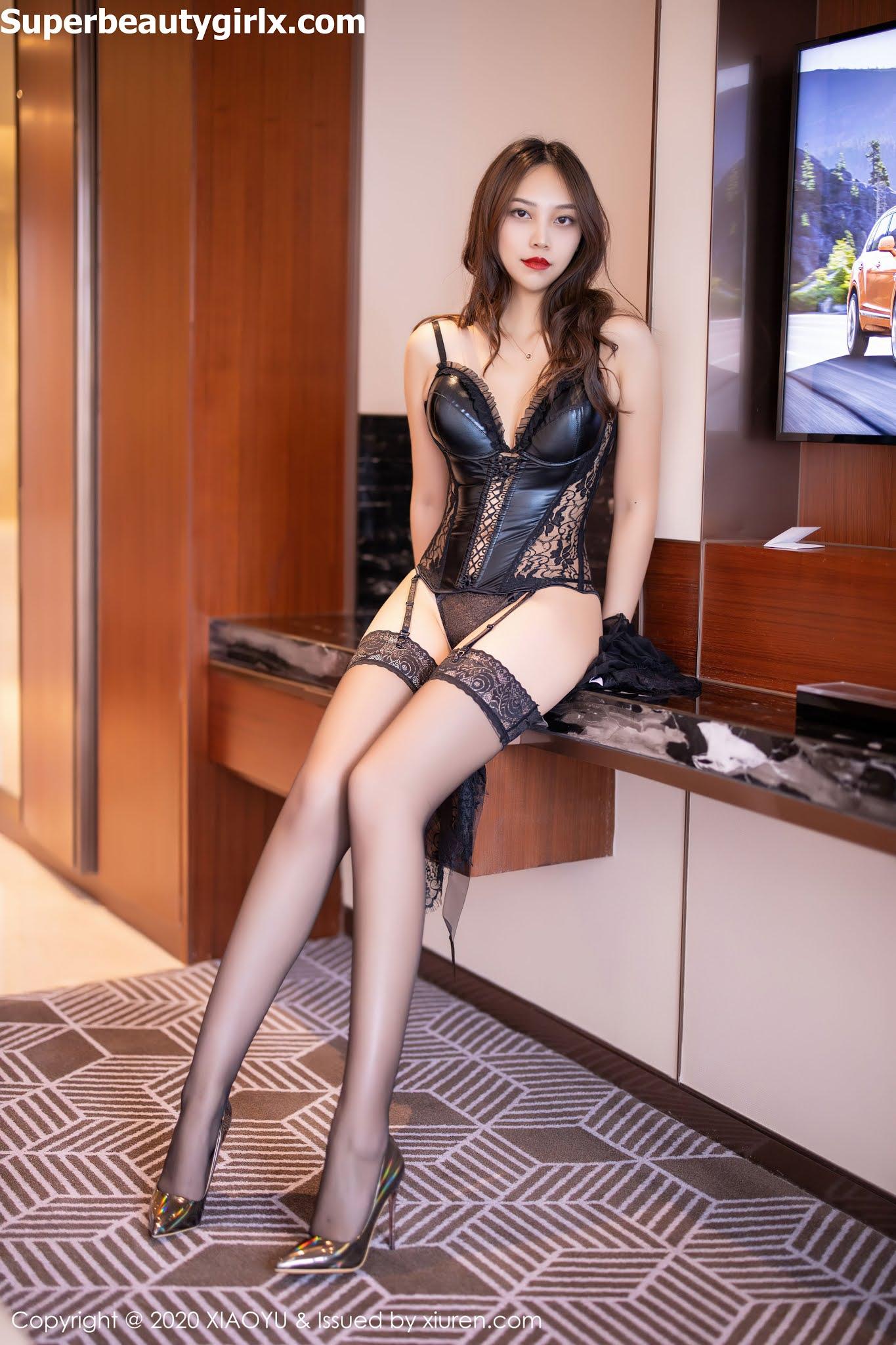 XiaoYu-Vol.440-Zheng-Ying-Shan-Superbeautygirlx.com