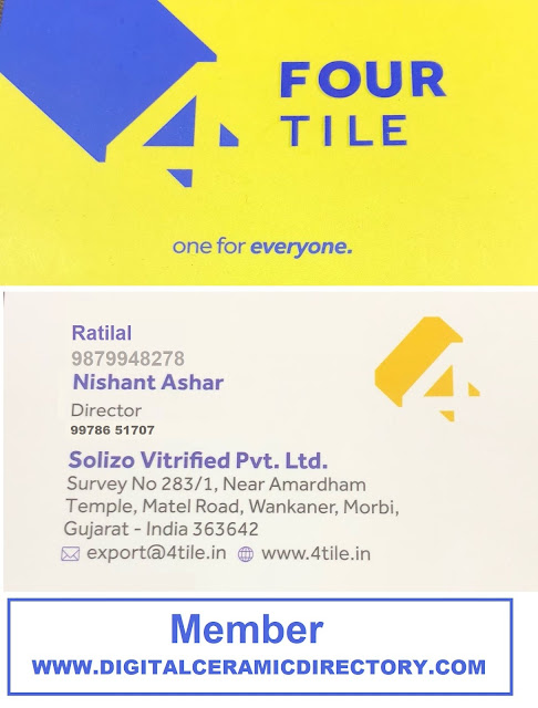four tile solizo vitrified pvt ltd 9879948278 9978651707 9377751707 4tile