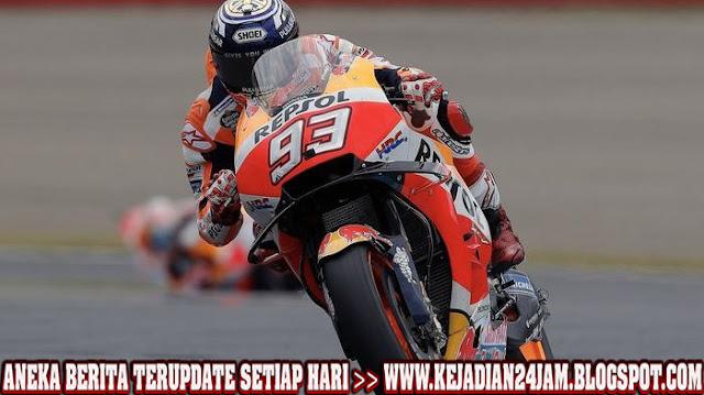 Marquez Tidak Mendapatkan Perlawanan Di Balapan Jepang Motogp