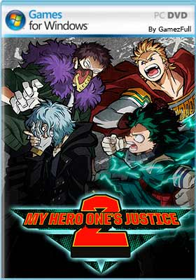 My Hero Ones Justice 2 (2020) PC Full Español
