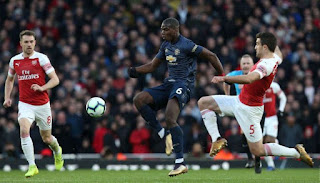 Arsenal vs Manchester United 2-0 Highlights