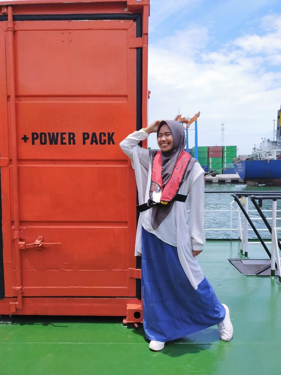 KPLP sebagai body guard di laut Indonesia