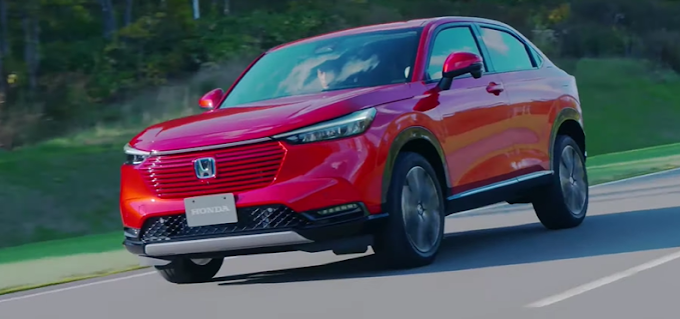 Apakah Honda Vezel Merupakan Pengganti HRV yang akan masuk Indonesia?