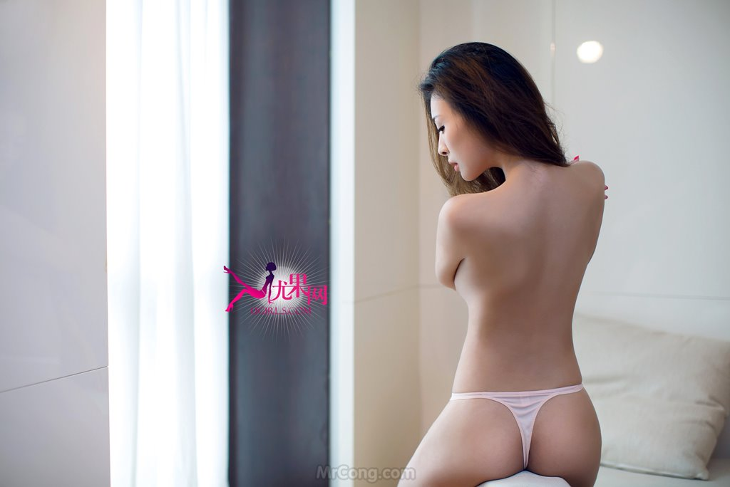 Beauty Zeng Chen (曾晨) show off sexy in collection UGIRLS 043