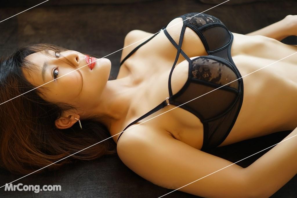 Image Yan-Pan-Pan-Part-3-MrCong.com-007 in post Ngắm vòng một siêu gợi cảm với nội y của người đẹp Yan Pan Pan (闫盼盼) (51 ảnh)