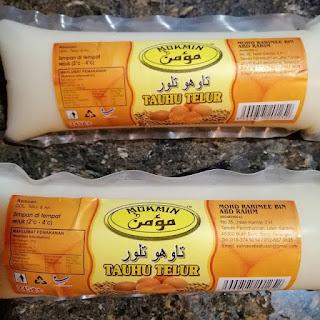 Masa untuk copy paste produk mereka kasi halal dan thoiyibban