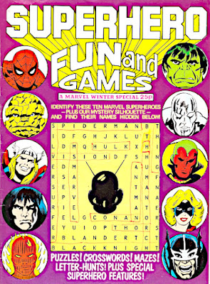 Superhero Fun and Games Winter Special 1979