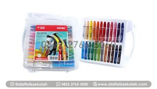 Crayon Titi isi 24   Rekomended, Non-Toxic, Harga Terjangkau
