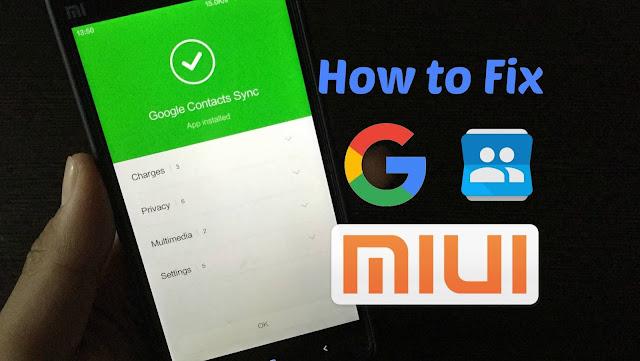 Gagal Install Playstore dan Syncron Kontak Akun Google Di Xiaomi Redmi 3? Ikuti Tutorial Cara Mudah 100% Berhasil Ini