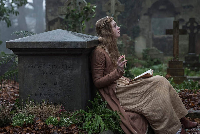 Elle Fanning - Mary Shelley (2017)