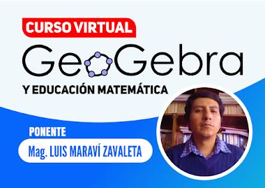 GEOGEBRA Y EDUCACIÓN MATEMÁTICA
