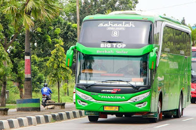 Foto Bus New Shantika Big Top 8