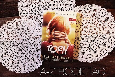 TAG TUESDAY: A-Z Tag