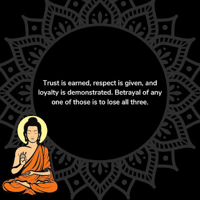 trust quotes by buddha