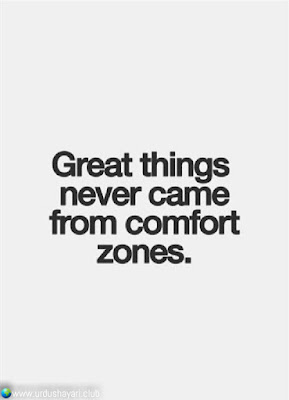 Great Things  Never Came  From Comfort   Zones..!!  #Inspirationalquotes #motivationalquotes  #quotes