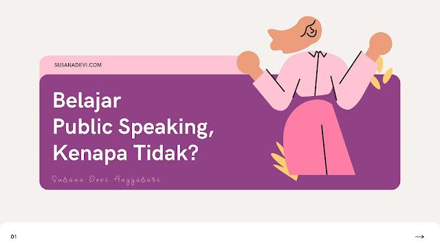 cara belajar public speaking