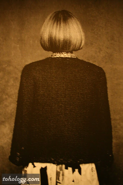 Anna Wintour The Little Black Jacket Berlin