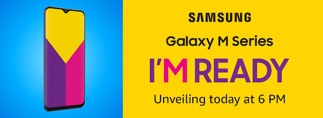 Samsung Galaxy M-series (M10/M20) set to launch in India today: Expected prices and specifications