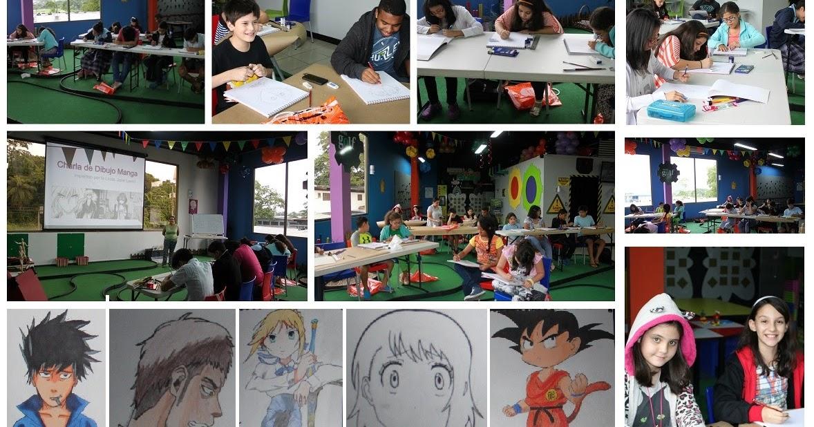 Dibujos Y Sketches De Jane Lasso Enero 2015: Curso De Dibujo Manga En Panamá (verano 2016)