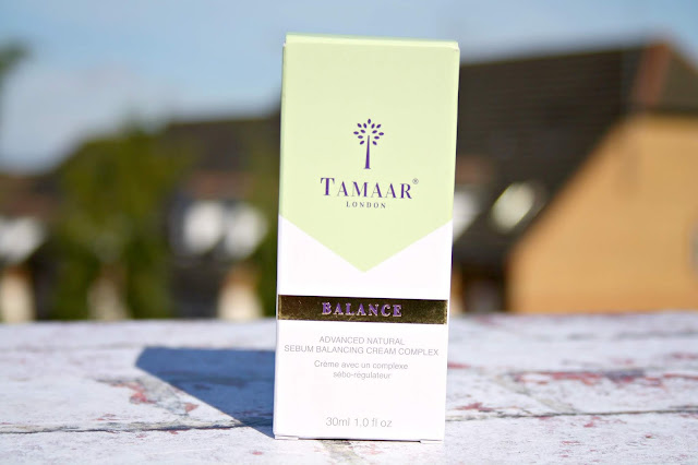 Tamaar London Balance Advanced Natural Sebum Balancing Cream Complex