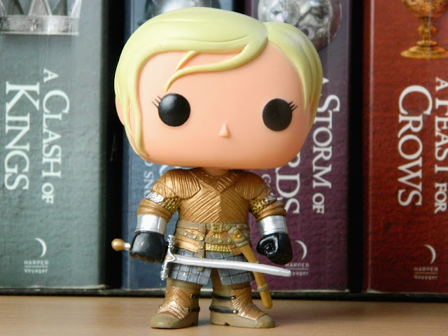Brienne of Tarth Game of Thrones Pop Vinyl Funko