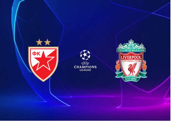FK Crvena Zvezda vs Liverpool Full Match & Highlights 06 November 2018
