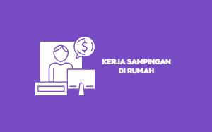 Merasa tak cukup dengan penghasilan dari pekerjaan utama 12+ Kerja Sampingan di Rumah [Modal Kecil Gaji Besar] 2019