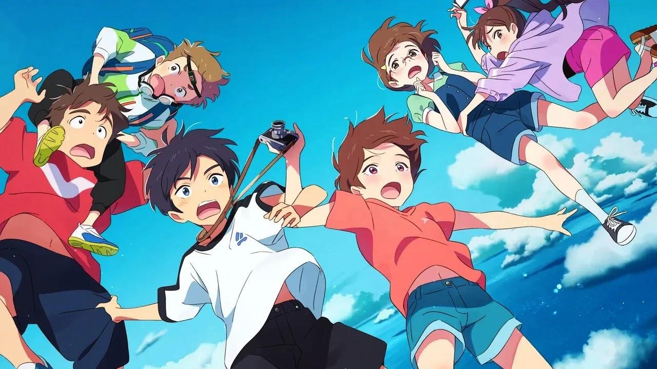 Estúdio Colorido Anuncia Filme Original Ame wo Tsugeru Hyouryuu Danchi