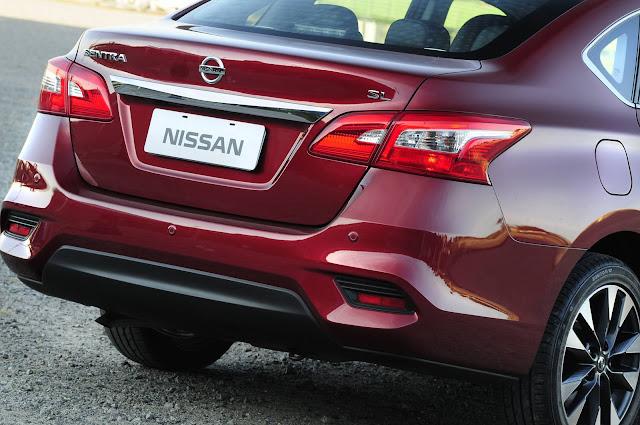 Novo Nissan Sentra 2017