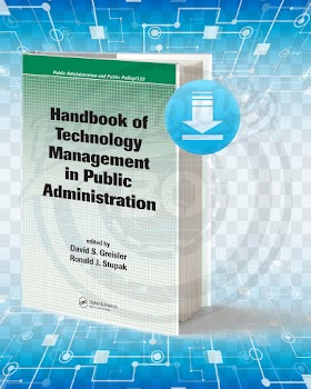 Download Handbook of Technology Management in Public Administration pdf.