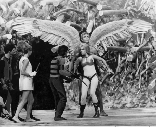 Barbarella 1968 sexy movieloversreviews.filminspector.com