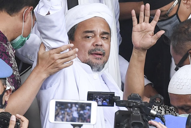 Sama-sama Ditahan Bareskrim, Habib Rizieq Takut akan 'Di-Maaher-kan'