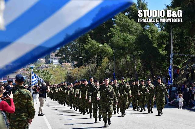 Εκπρόσωποι της Κυβέρνησης σε όλη την Πελοπόννησο για τις παρελάσεις
