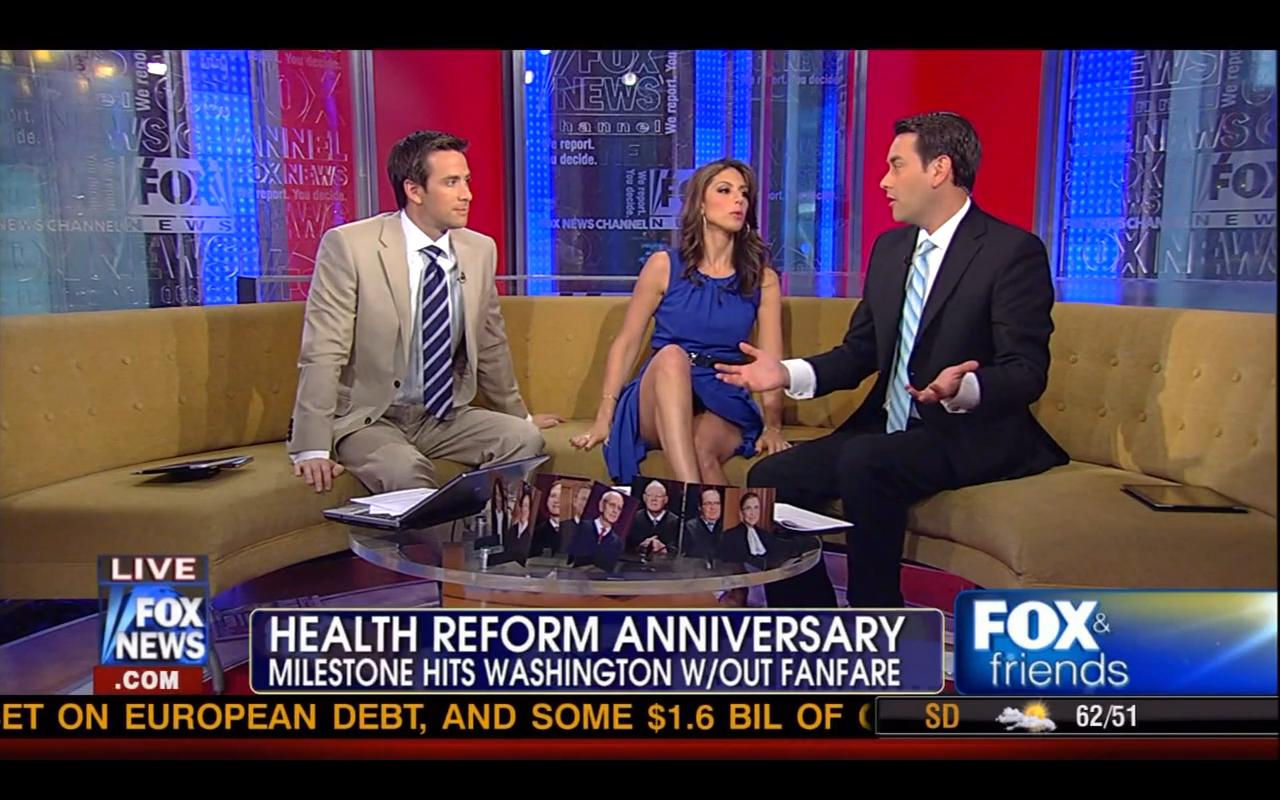 Nicole Petallides Fox News Anchors