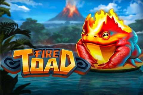 Main Gratis Slot Fire Toad (Play N GO) | 96.20% RTP