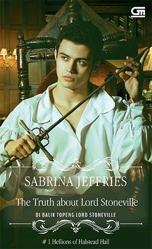 The Truth About Lord Stoneville - Hellions of Halstead Hall 1 PDF Karya Sabrina Jeffries