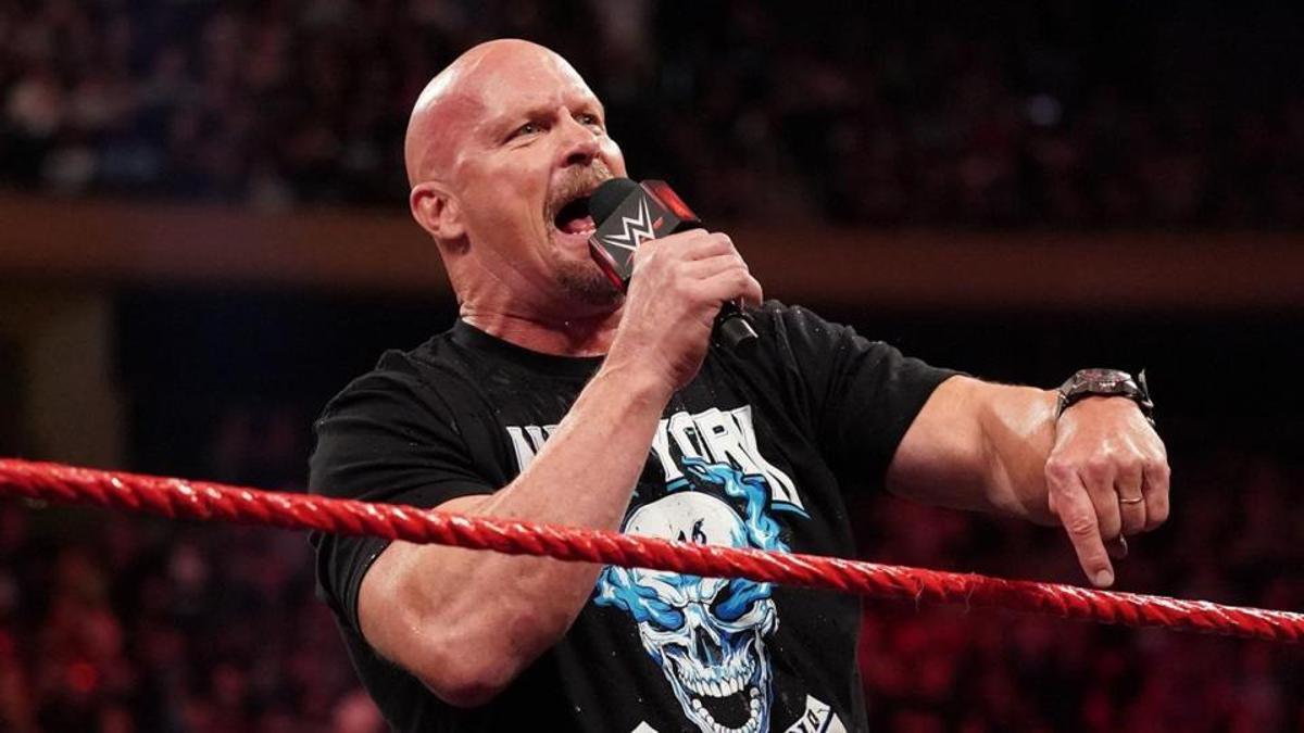 Stone Cold diz que não estará na WrestleMania 37
