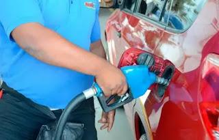 Precio de todos los combustibles siguen a la baja