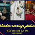 Kundan earrings fashion