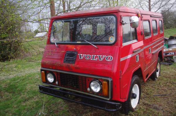 Ultimate 4X4, Volvo Laplander C202 Publish