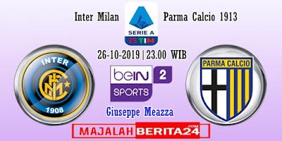 Prediksi Inter Milan vs Parma — 26 Oktober 2019