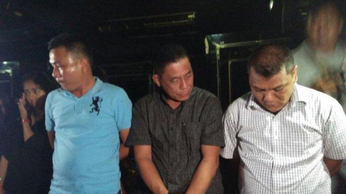 Ketua DPRD Padang Lawas Terjaring Razia Narkoba