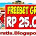 FREEBET GRATIS - Tanpa Deposit 25.000 tanpa ribet ANGKA4NET.COM