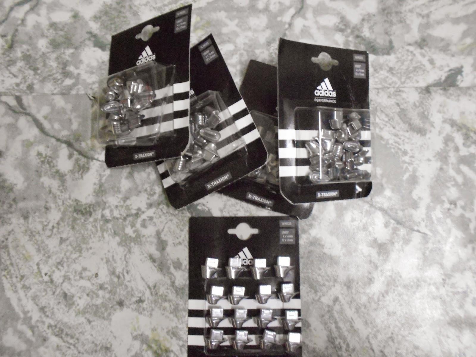 Kasut Bola Cun/Nice Football Boots: STUD-NIKE/ADIDAS/PUMA