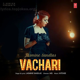 VACHARI SONG: A latest punjabi song in the beautiful voice of Jasmine Sandlas composed by Intense and lyrics is penned by Jasmine Sandlas.